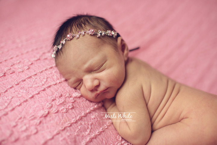 Stephenville Newborn Photographer
